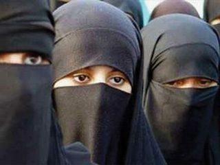 ऑस्टे्रलियात बुरख्यावर बंदी घालावी, यासाठी महिला खासदाराचा बुरखा घालून संसदेत प्रवेश