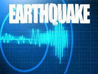 जम्मू-काश्मीरला भूकंपाचा धक्का