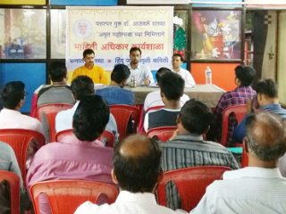 राष्ट्र-धर्म रक्षणासाठी संघटितपणे कायदेशीर लढा देण्याचे हिंदू विधीज्ञ परिषदेच्या अधिवक्त्यांचे आवाहन !