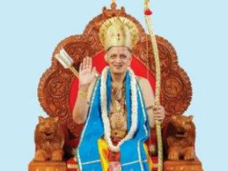 प्रभु श्रीरामाच्या रूपात अवतरलेले परात्पर गुरु श्री श्री जयंत बाळाजी आठवले यांचा अमृत महोत्सवी भावस्पर्शी सोहळा !