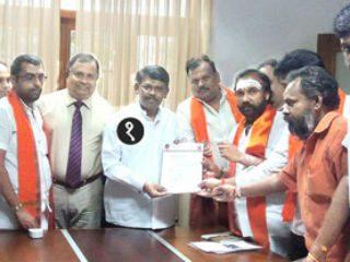 श्रीलंकेत ख्रिस्ती मूलतत्त्ववाद्यांनी गणेश मंदिर उद्ध्वस्त केल्याच्या विरोधात तमिळनाडूतील श्रीलंकेच्या दुतावासाकडे तक्रार