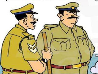 पोलिसांचेच रक्षण करावे लागत असेल, तर ते जनतेचे रक्षण कसे करणार ?