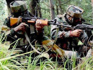 काश्मीरमध्ये ५ आतंकवादी ठार