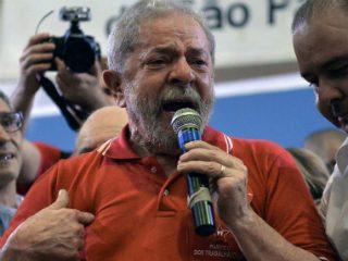 ब्राझीलच्या माजी राष्ट्राध्यक्षांना भ्रष्टाचारप्रकरणी साडेनऊ वर्षांची शिक्षा