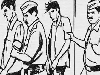 हिंदु तरुणीचे बळजोरीने धर्मांतर करून तिला विकण्याचा प्रयत्न करणार्या २ धर्मांधांना अटक