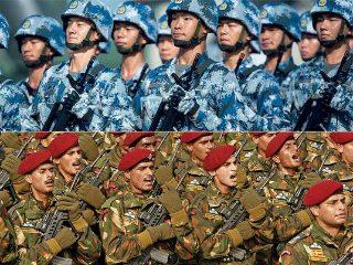 युद्ध नको असेल, तर डोकलाममधून सैन्य तात्काळ मागे घ्यावे ! – चीनच्या सैन्याची धमकी