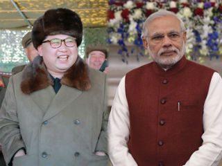 पंतप्रधान नरेंद्र मोदी यांची उत्तर कोरियाचे हुकूमशहा किम जोंग यांच्याशी तुलना केल्यावरून २३ जणांवर गुन्हा नोंद